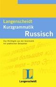 Langenscheidts Kurzgrammatik Russisch